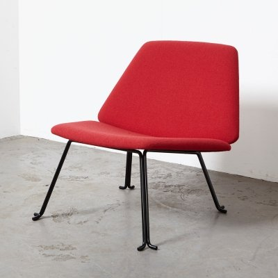 Modernist Lounge Chair, 1960s