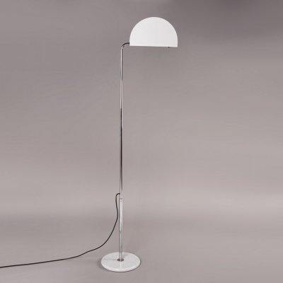Vintage 'Mezza Luna' floor lamp by Bruno Gecchelin for Skipper Pollux