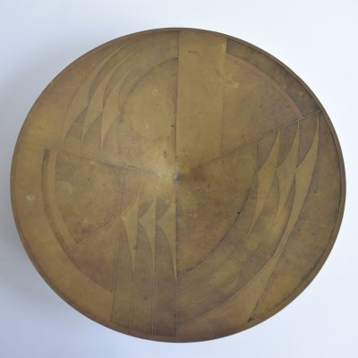 Rare Original 1st model bowl by Cris Agterberg from 1934