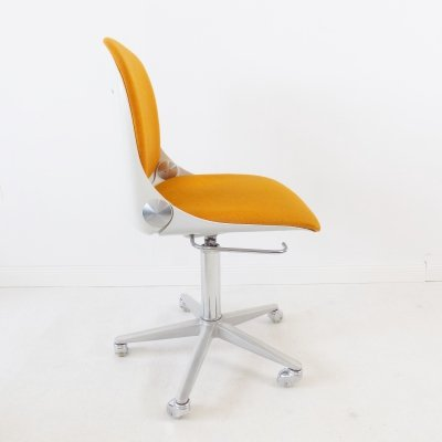 Wilkhahn 232 office chair by Wilhelm Ritz, 1970s