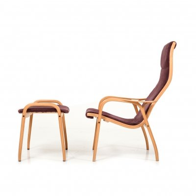 Lamino Chair & Stool by Yngve Ekström for Swedese
