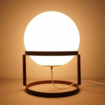 Carl Aubock Table Lamp 'Tischkugellampe', Austria 1969