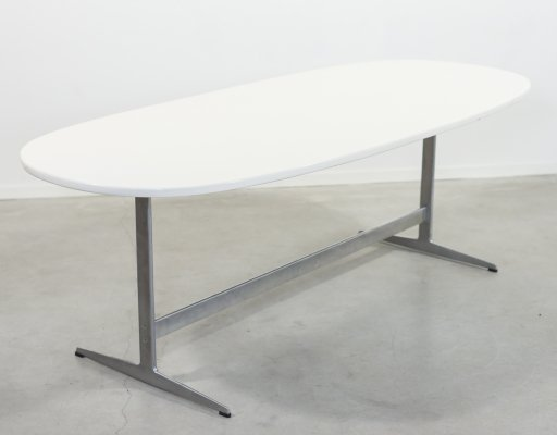 Shaker table by Arne Jacobsen for Fritz Hansen, 1970's