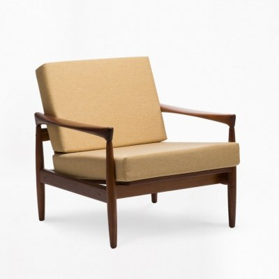 Scandinavian armchair by Erik Wørts for IKEA, 1960s