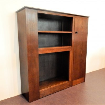 1920's cabinet or bookcase for L.O.V. Oosterbeek, The Netherlands