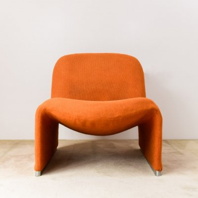 Alky easy chair by Giancarlo Piretti for Castelli, 1970s