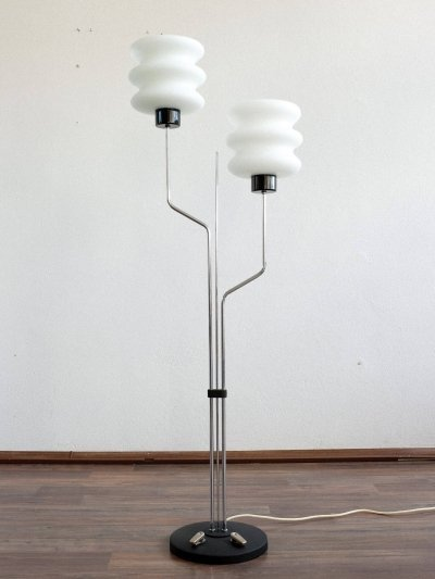 Lidokov floor lamp, 1960s