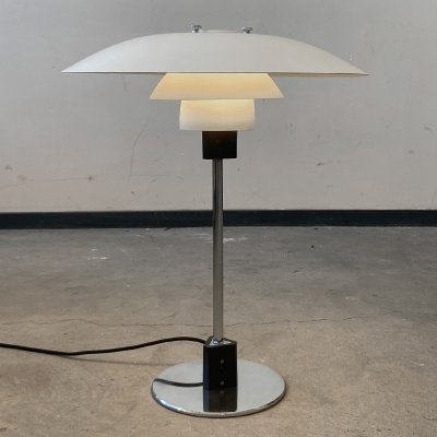 PH 4/3 desk lamp by Poul Henningsen for Louis Poulsen, 1980s