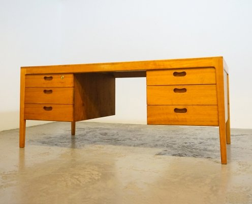 Executive desk by Hartmut Lohmeyer for Wilkhahn, 1959
