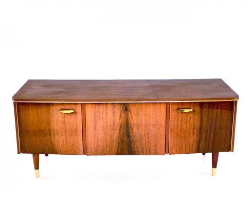 Vintage Low Sideboard, 1960s