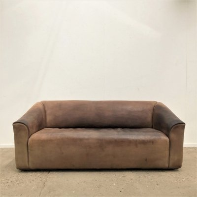 Three seater DS 47 sofa by De Sede, Switzerland 1970s