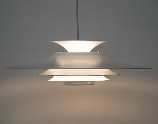 Danish pendant lamp by Top Lamper, 1980s