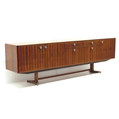 Rare design sideboard made by Fristho, 1960s