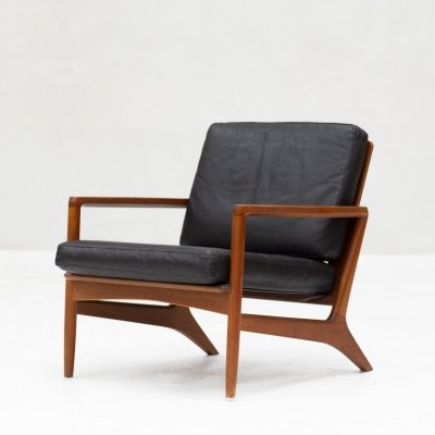 Easy chair by Christian Jensen for Haslev, Danish Design 1960's