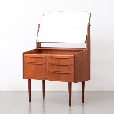 Danish dressing table by AG Spejl, 1960s