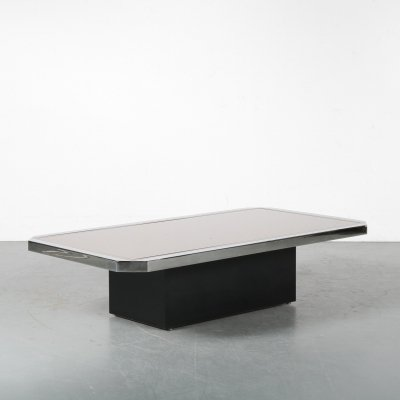1970s Coffee table by Belgo Chrom, Belgium