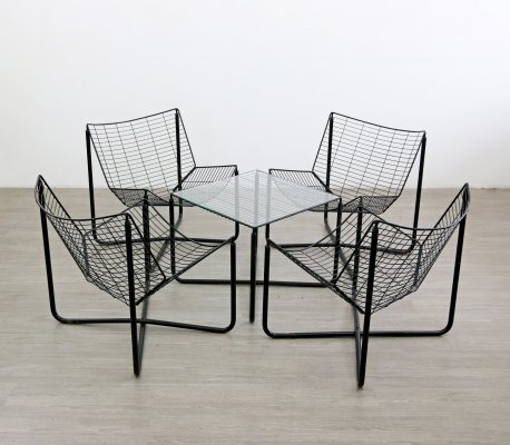 Jarpen Lounge set by Niels Gammelgaard for IKEA, 1980s