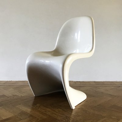 Panton Chair by Verner Panton for Fehlbaum, 1971