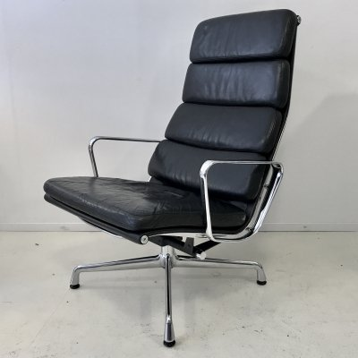 EA222 Aluminiumgroup Lounge chair by Charles & Ray Eames, 1990s