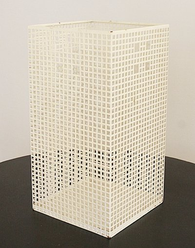 Basket by Josef Hoffmann For Bieffeplast, 1980s