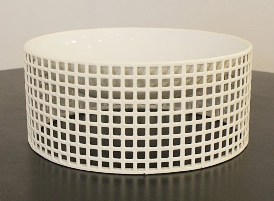 Bowl by Josef Hoffman For Bieffeplast