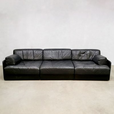 Vintage design DS-76 modular sofa by De Sede
