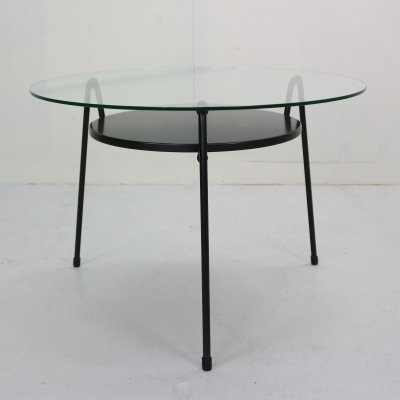 Wim Rietveld 535 'Mosquito' Coffee Table for Gispen, 1953