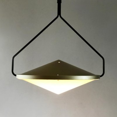 Versatile Kompas pendant by B. Lodder for Raak, 1972