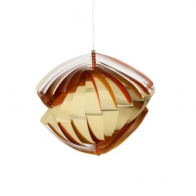 Konkylie Pendant Light by Louis Weisdorf for Lyfa