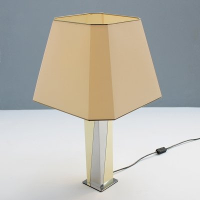 Architectural 'Cityscape' Table Lamp