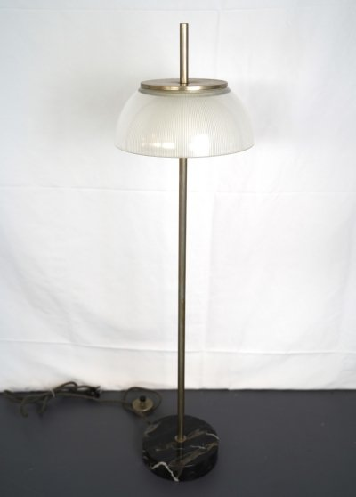 Midcentury Italian floor lamp by Sergio Mazza for Artemide, 1958