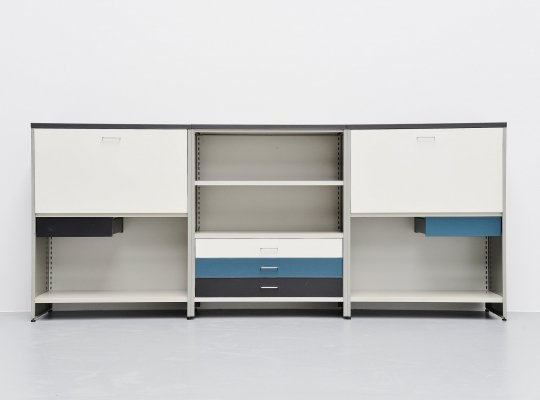 Andre Cordemeijer 5600 sideboard by Gispen Culemborg, The Netherlands 1962