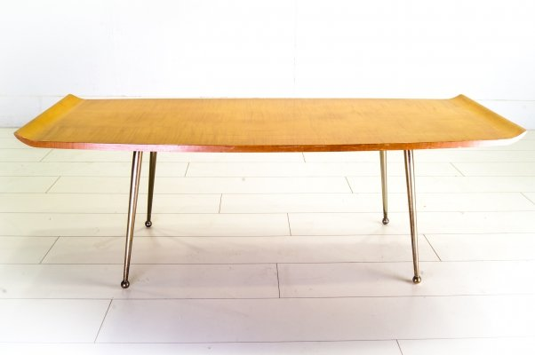 Maple Wingtip Coffee table, 1960s