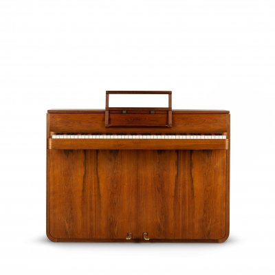 Danish Design Rosewood Pianette by Louis Zwicki, 1960s