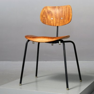 Chair SE 68 by Egon Eiermann for Wilde+Spieth