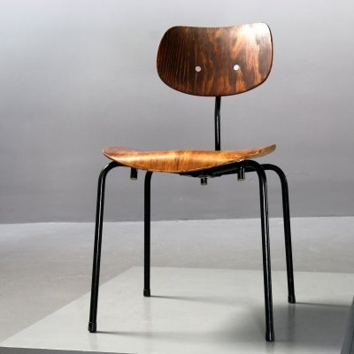 Chair SE 68 SU by Egon Eiermann for Wilde+Spieth