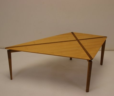 Model Carp coffee table by Stefan Göransson, 1970s