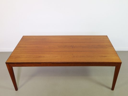 Rosewood coffee table by Severin Hansen, 1960s