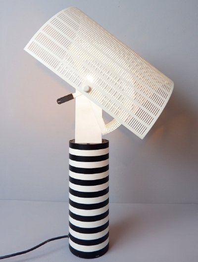 Mario Botta 'Shogun' Lamp for Artemide, 1980s