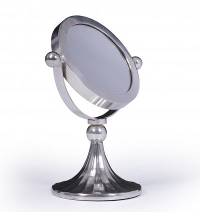 French Art Deco Vanity Mirror, c1950