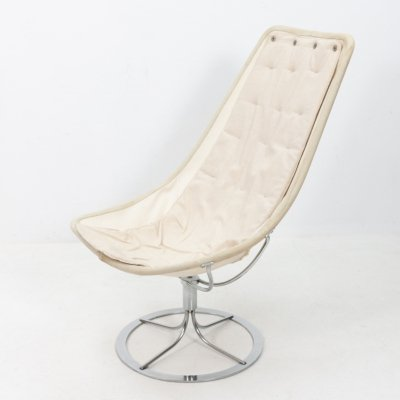 Bruno Mathsson 'Jetson' lounge chair, 1960s