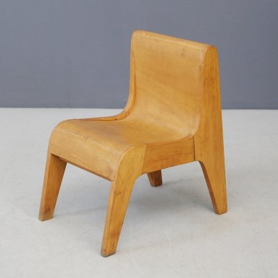 Prototype Children Chair by Pierluigi Ghianda, Italy 1970s