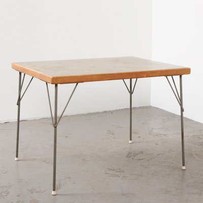 Wim Rietveld 530 Dining Table for Gispen, 1954