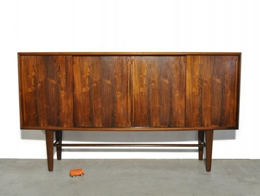 Mid-century Danish Rosewood sideboard by Arne Vodder for HP Hansen, 1960s