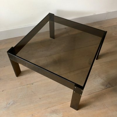 Pair of coffee tables by Roche Bobois, France 1970's