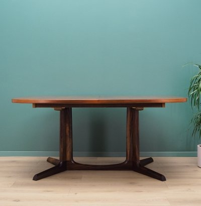 Rosewood Table by Gudme Møbelfabrik, 1970s