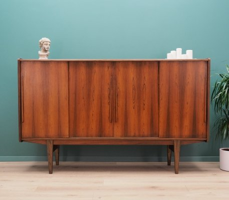 Danish design Highboard in rosewood, 970s