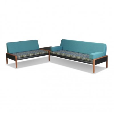 Vintage Danish design sofagroup/daybeds