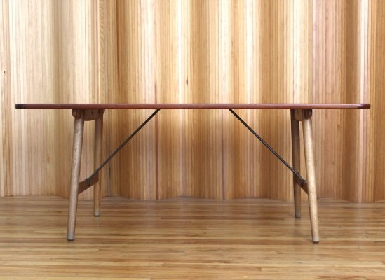 Borge Mogensen 'Hunting' dining table by Soborg Mobelfabrik Denmark