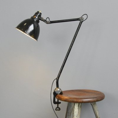 Architects Lamp by Peter Behrens for AEG, Circa 1920s